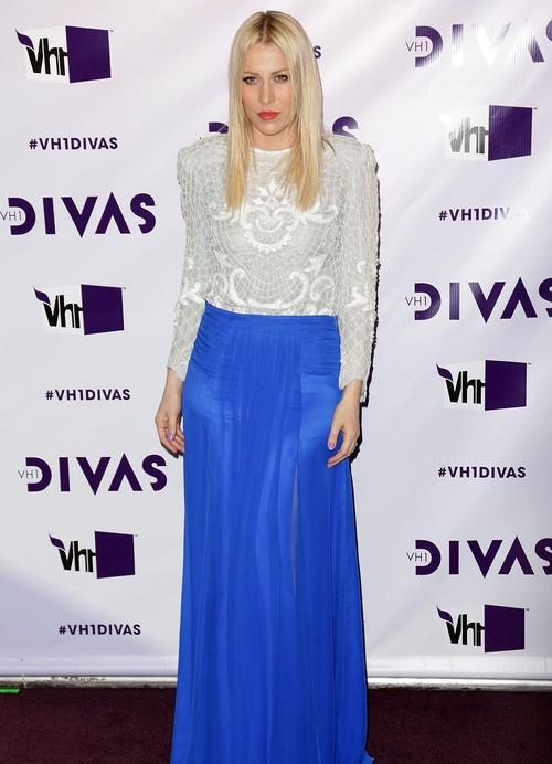 Singer Natasha Bedingfield VH1 Divas 2012 held at The Shrine Auditorium