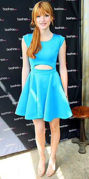 Bella Thorne: at the line's summer press day in L.A