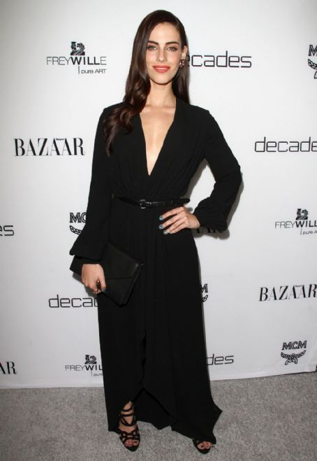 Jessica Lowndes: at The Dukes of Melrose launch at The Terrace at Sunset Tower in West Hollywood