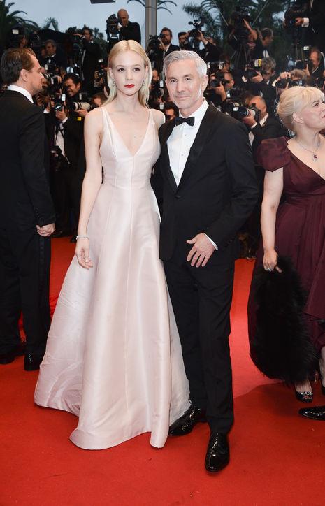 Carey Mulligan in Dior.