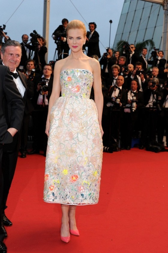 Nicole Kidman in Christian Dior Spring 2013 Couture